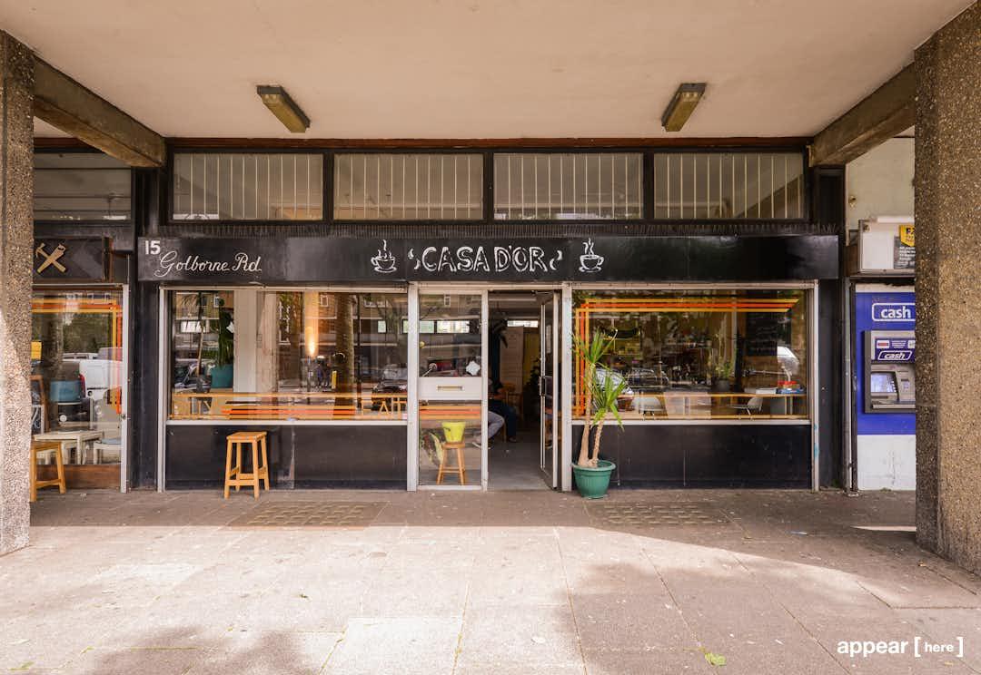 Casa D'or, Golborne Road -- street view