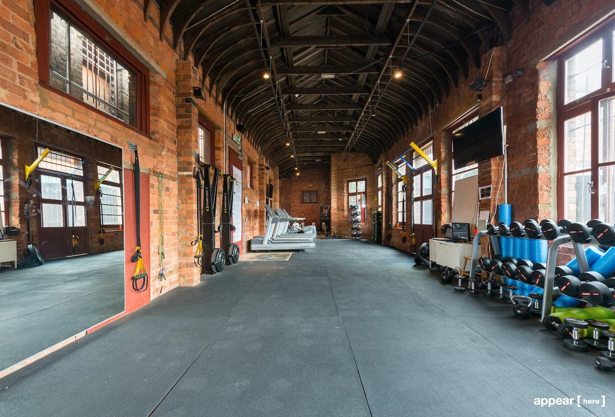 HIIT Gym, West Hampstead - interior ground floor
