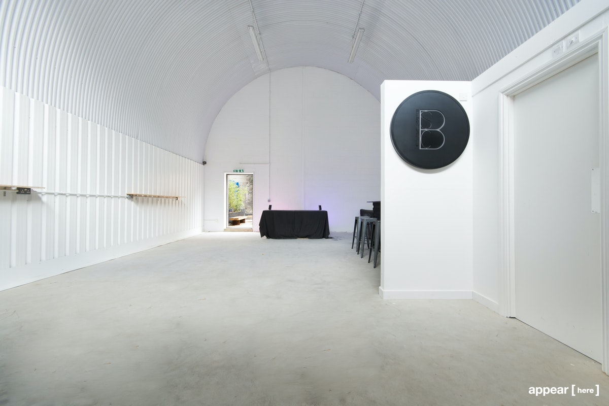 19 Almond Road - Bermondsey Social Club - interior