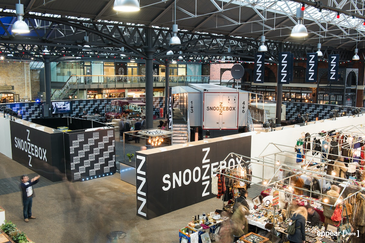 Old Spitalfields Market event space