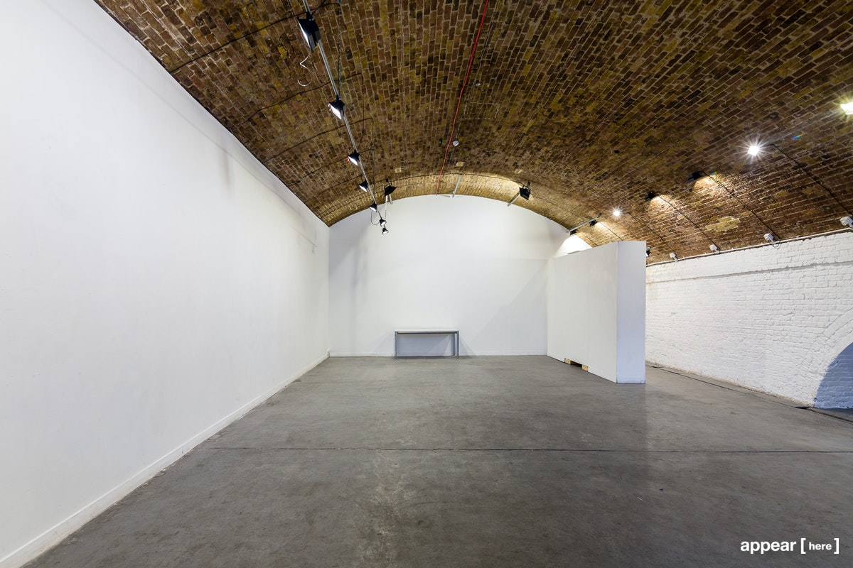 Arch 402 Cremer Street, London - interior