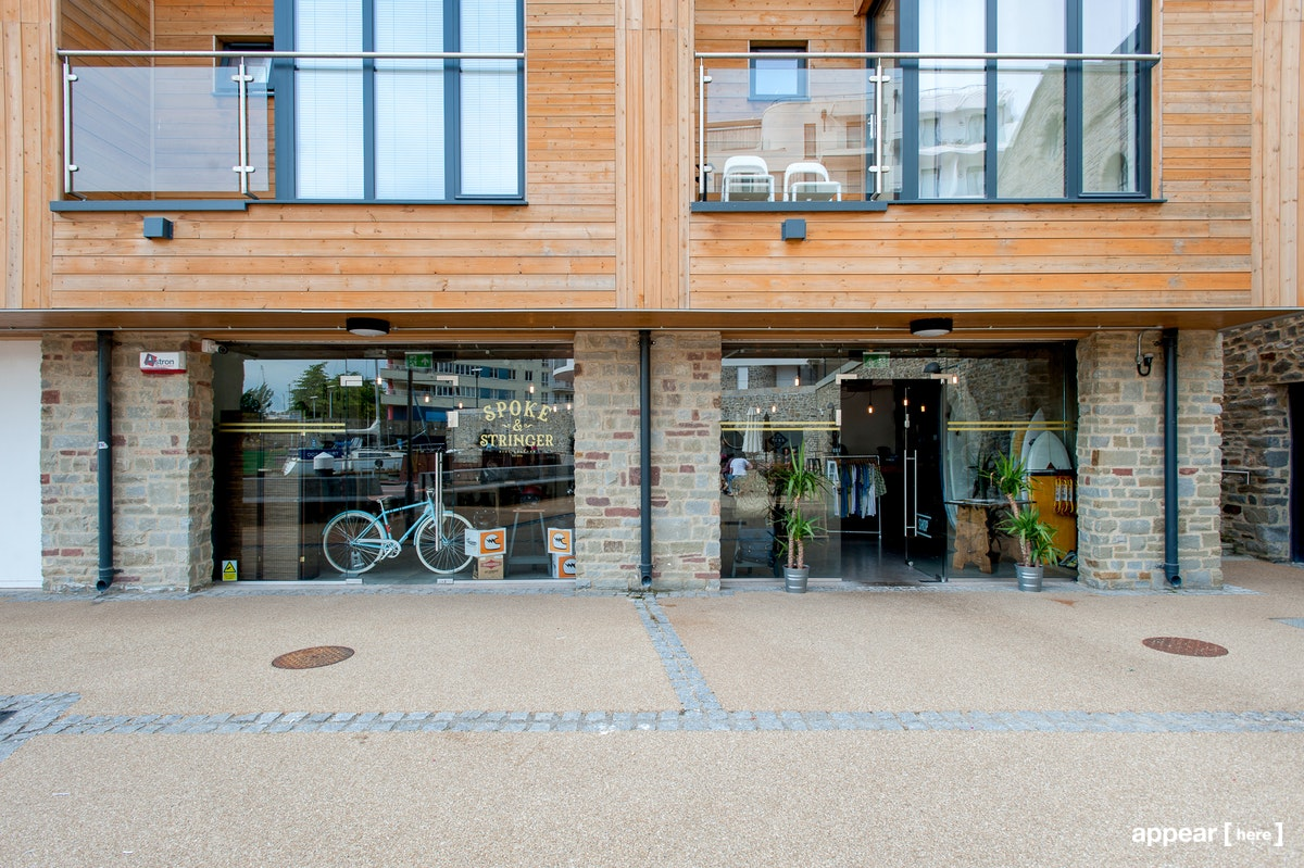 Boat House, Bristol - shop share exterior