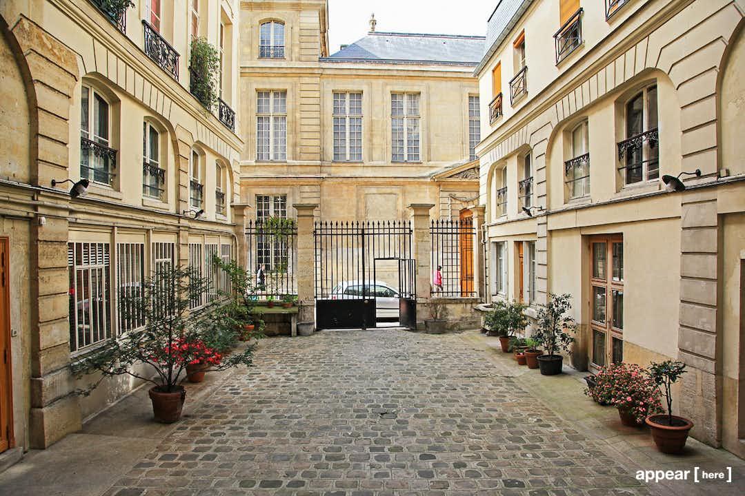 Loft Sevigne, Paris - exterior