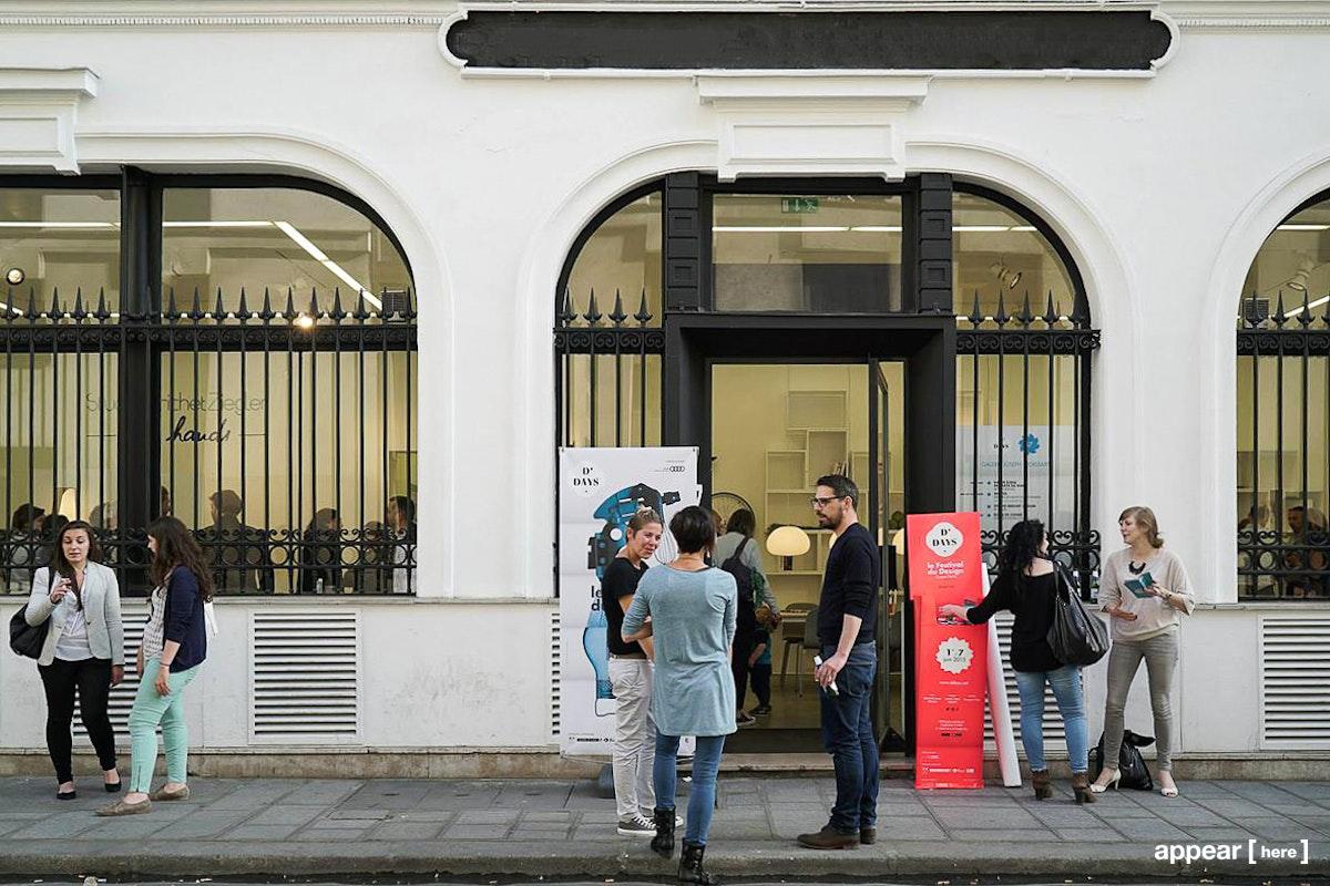 Rue Froissart, Paris - exterior
