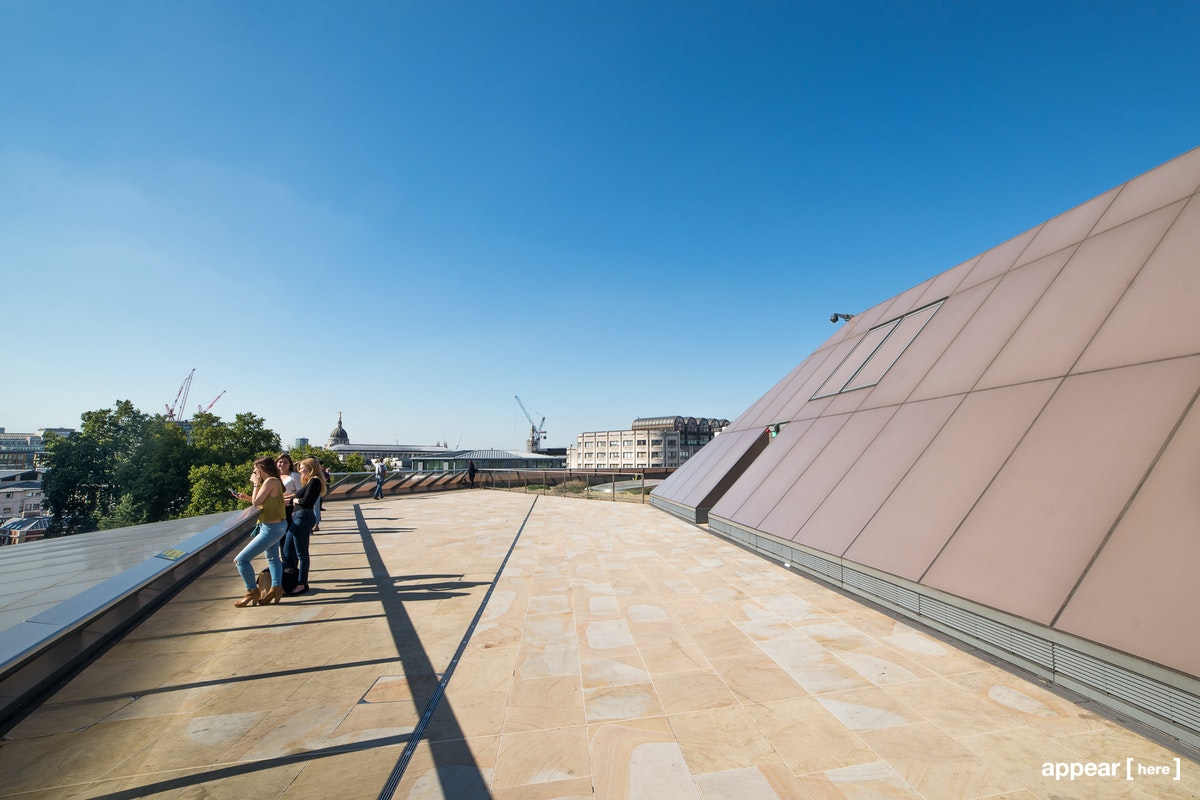 One New Change - Roof Terrace