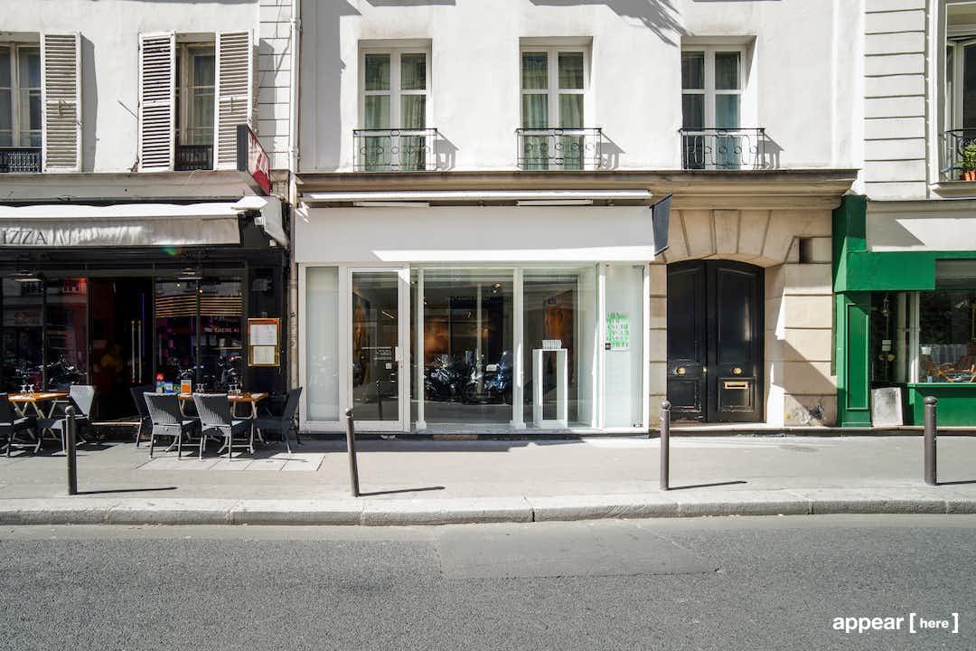 74 Rue Mazarine exterieur