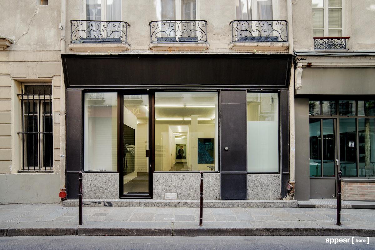 Galerie35/37 rue Chapon exterieur