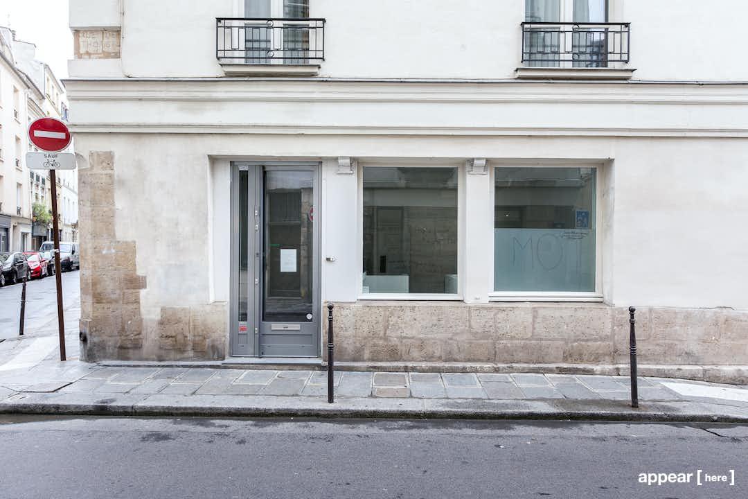 Galerie Christophe Gaillard exterieur