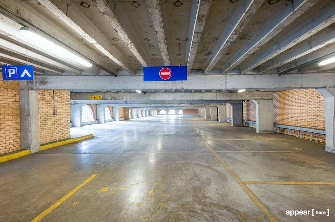 Farringdon Road Car Park, London