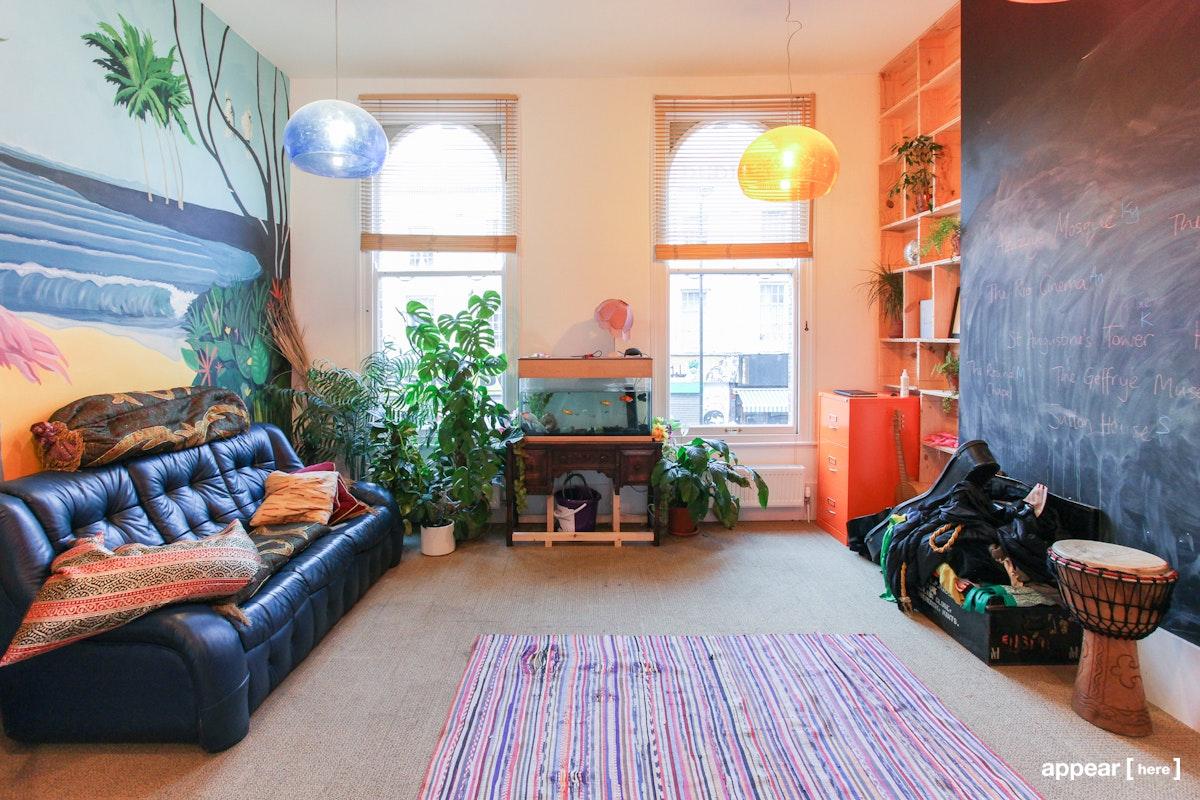 Ship of Adventures - Ideas Room interior