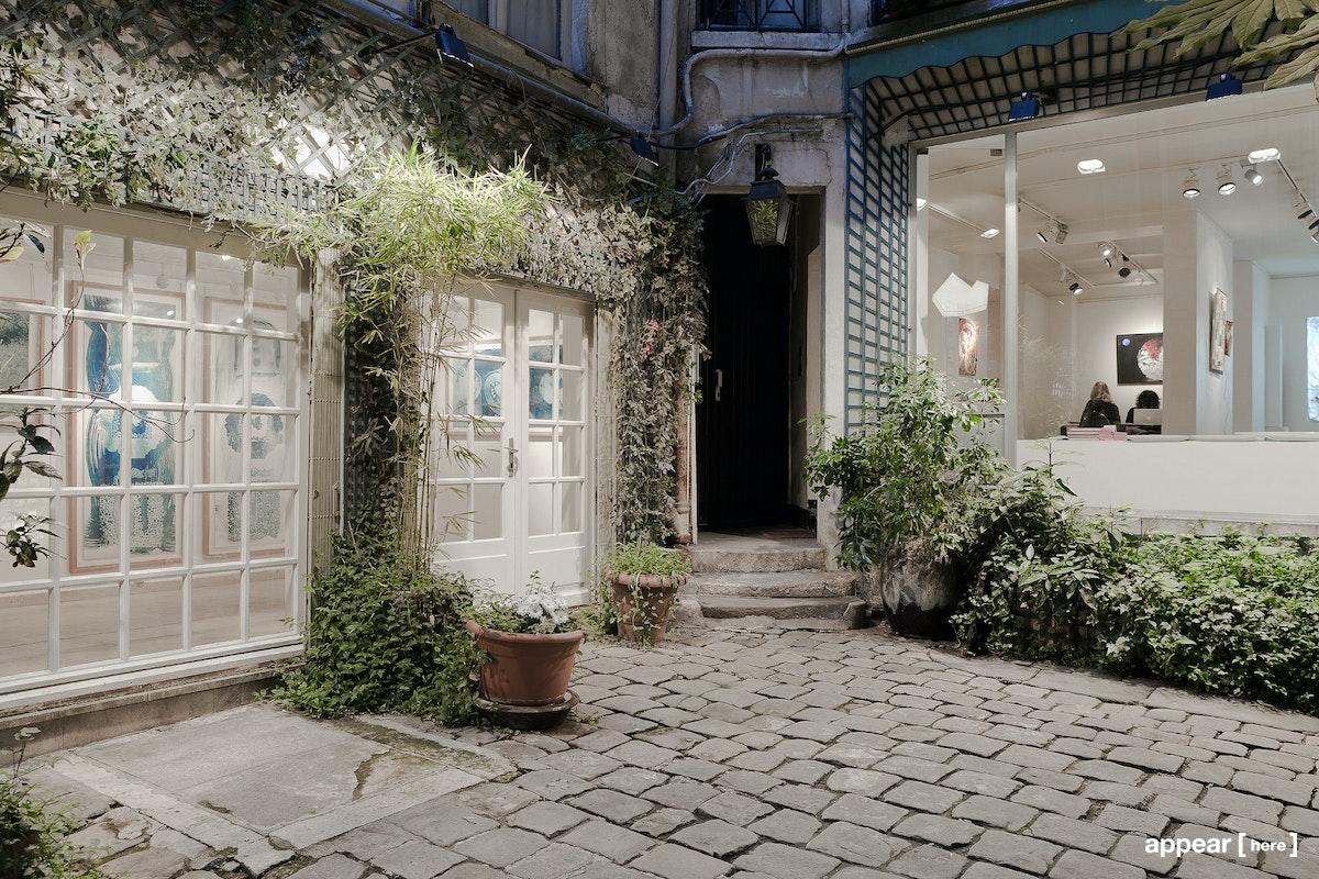 49 Rue de Seine Exterior