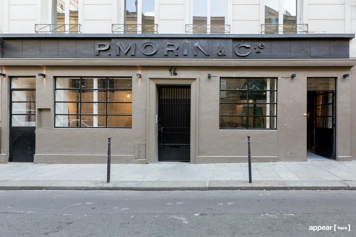 La Rue Nouvelle - N°14 extérieur