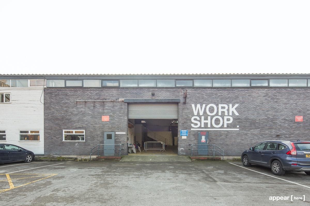 The Work Shop, Old Grenada Studios - Exterior