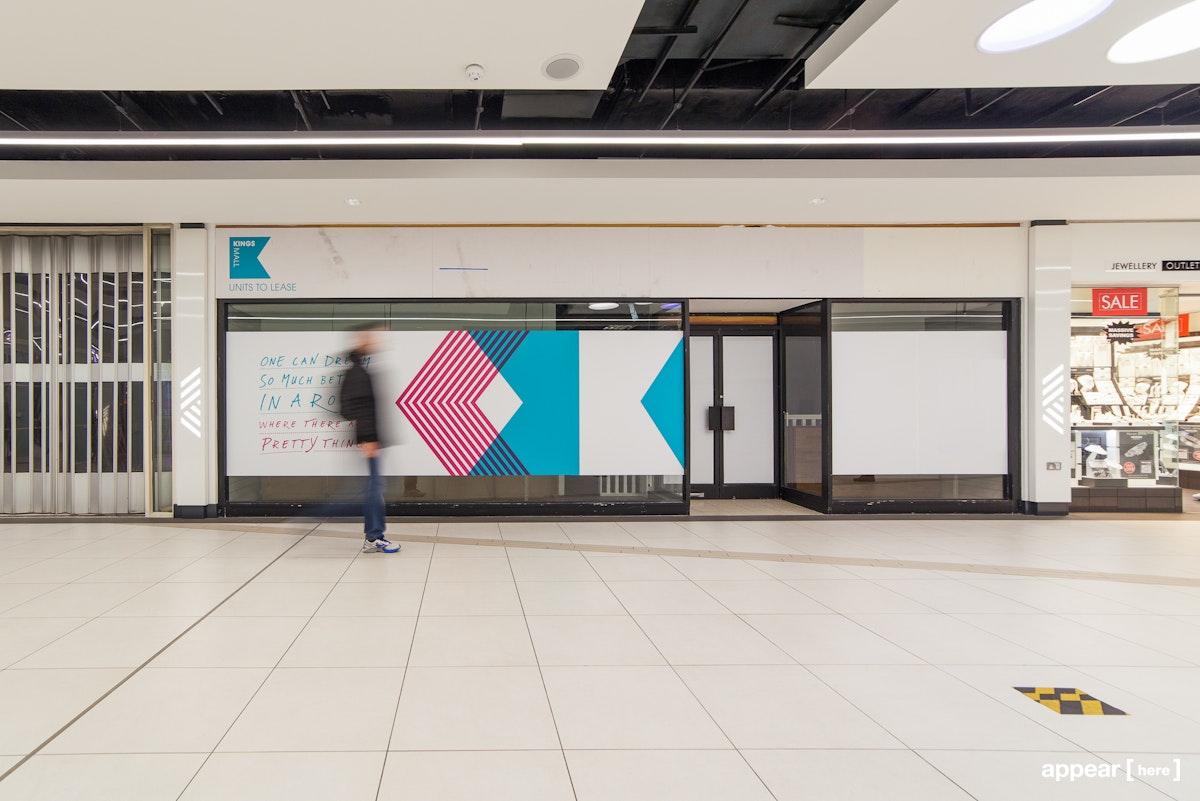 King's Mall, Hammersmith - exterior