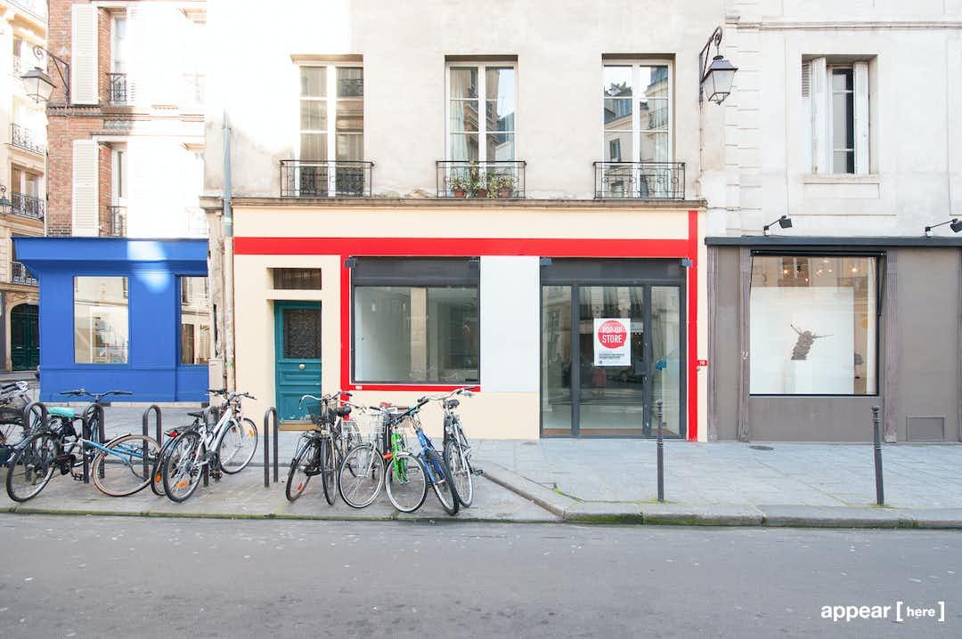 16 rue de Poitou, extérieur