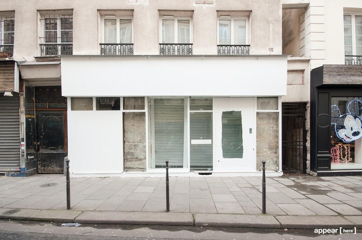 46-48 Rue Notre-Dame de Nazareth, exterior