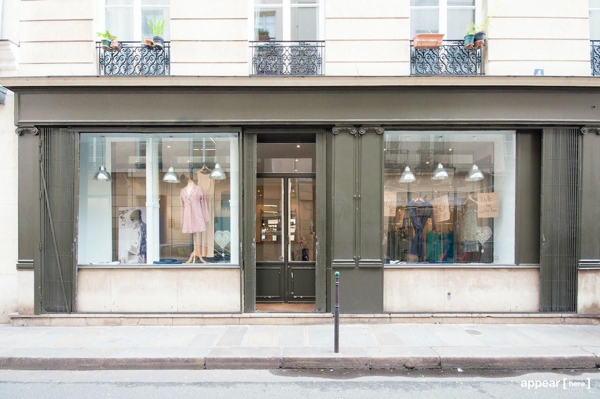 4 Rue Pastourelle, exterior