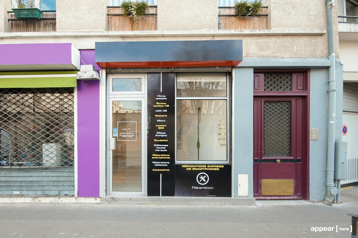 15 rue de really, exterior