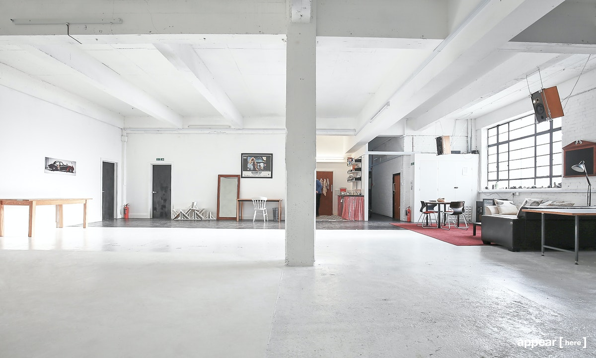 CR2 Studios, London