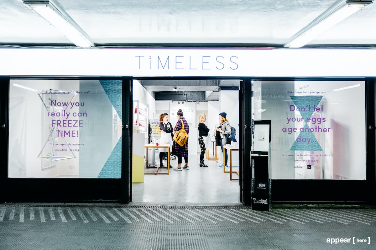 Timeless at Old Street