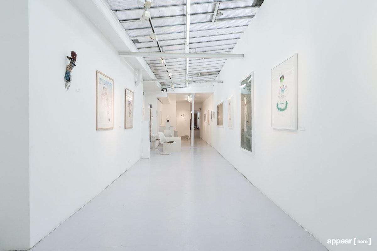 72 Rue Mazarine, interior