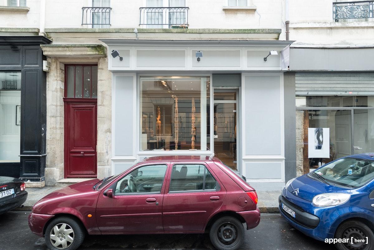 8 Rue Sainte Anastase, exterior