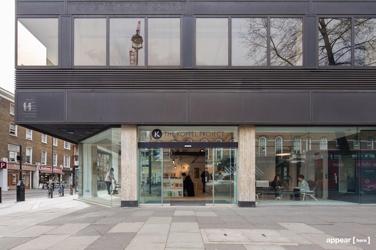 93 Baker Street, exterior