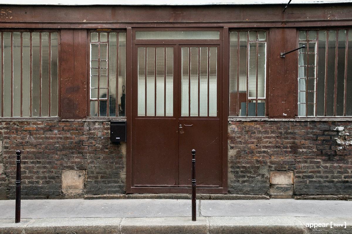 3 Cité Dupetit Thouars, exterior
