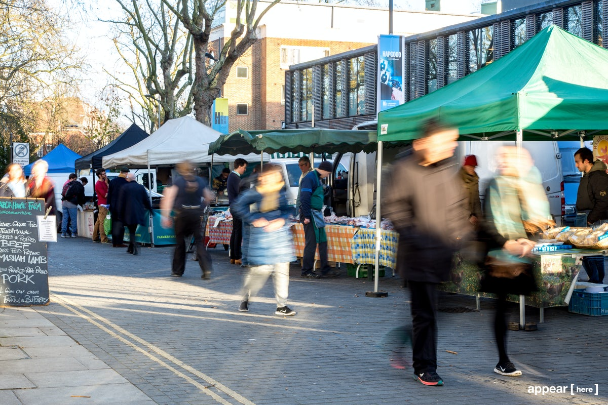 Love Your Local Market - Taster Fortnight