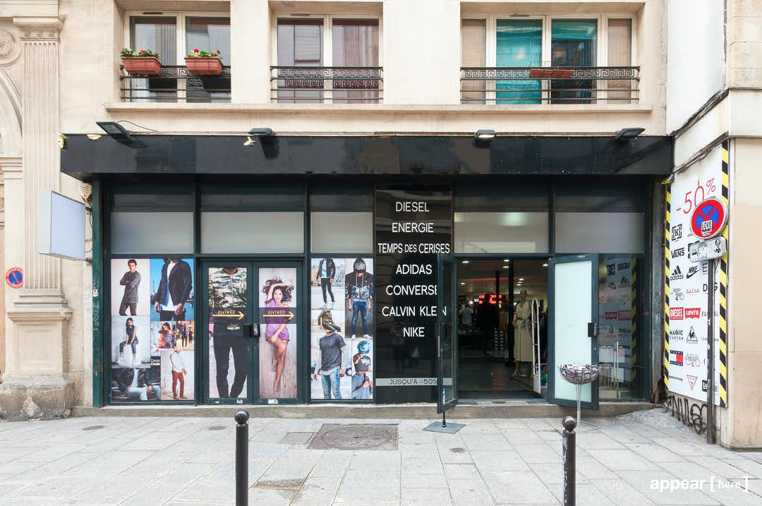 31 Rue des Bourdonnais, exterior