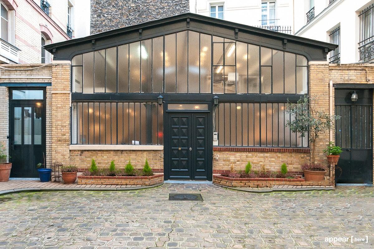 18 Rue de Commines, exterior
