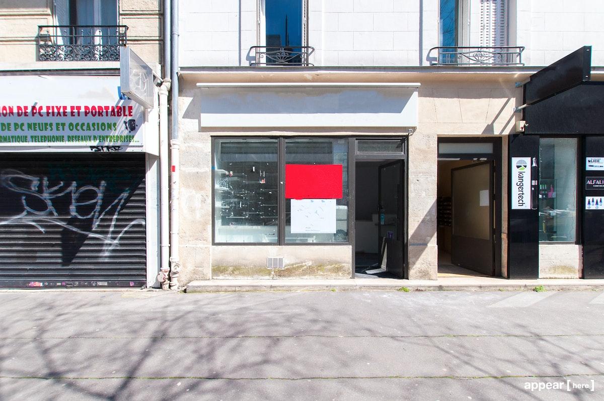 16 avenue Philippe Auguste exterior