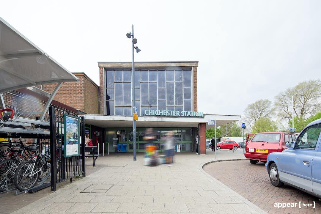 Chichester Station