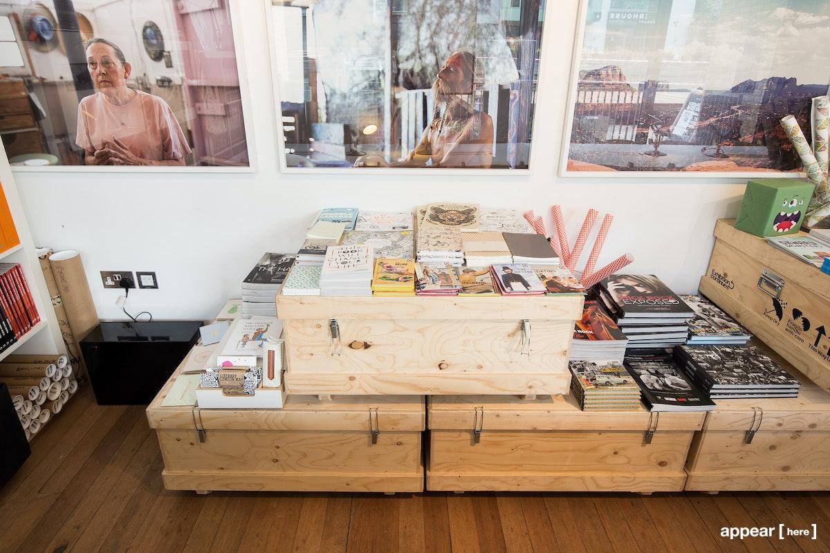 The Proud Archivist Shop Share