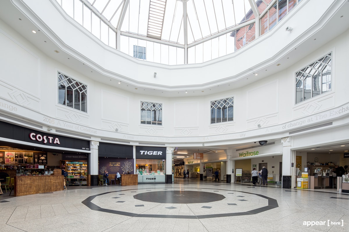 Putney Exchange - Main promotional space