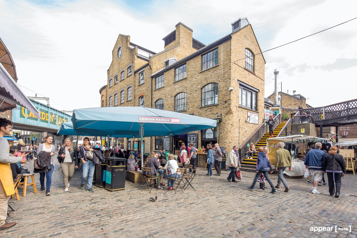Camden Lock Place - Promo Space