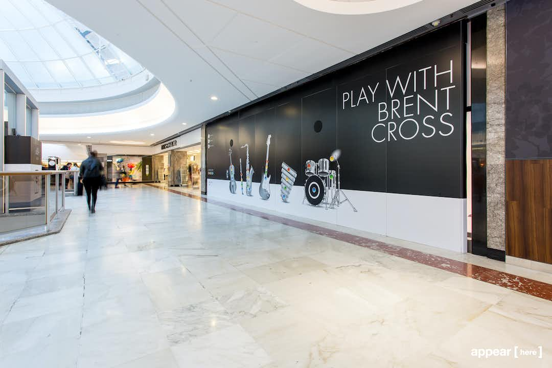 Brent Cross C7 exterior