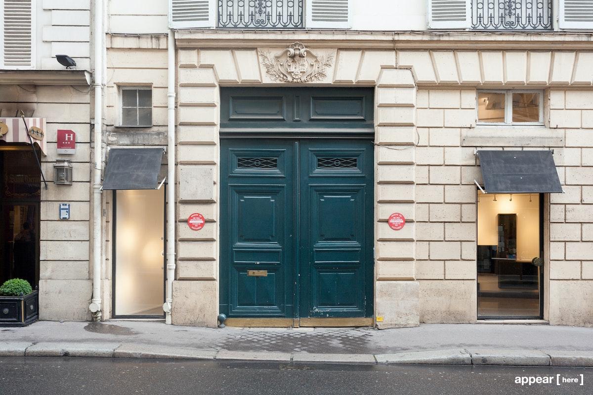 34 rue Bonaparte