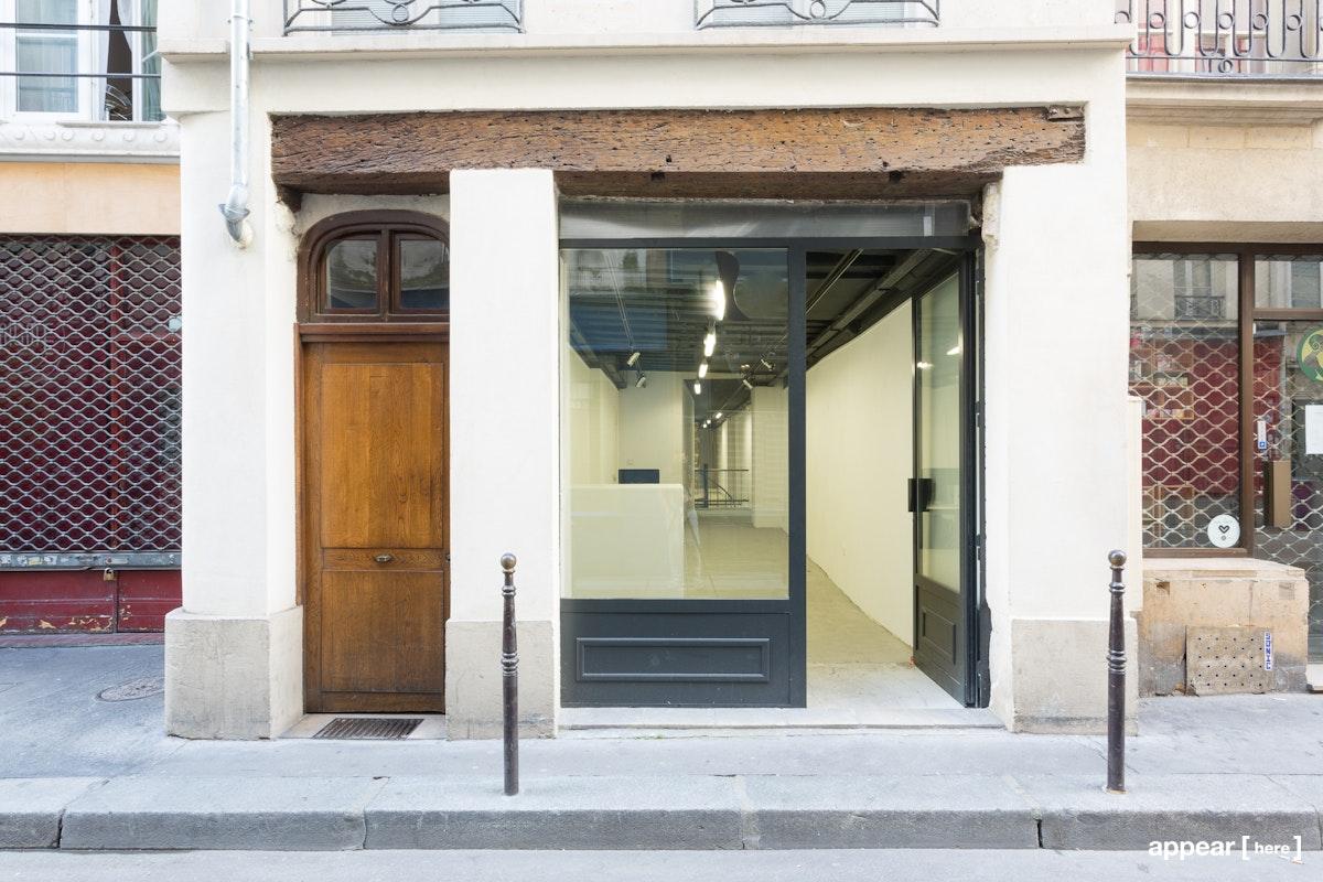 98 rue Quincampoix