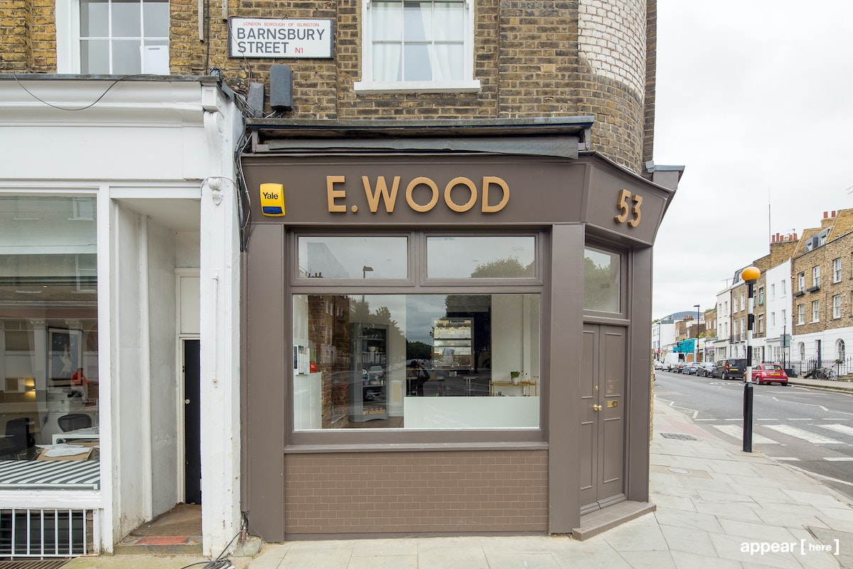 Barnsbury Street -– Retail Space