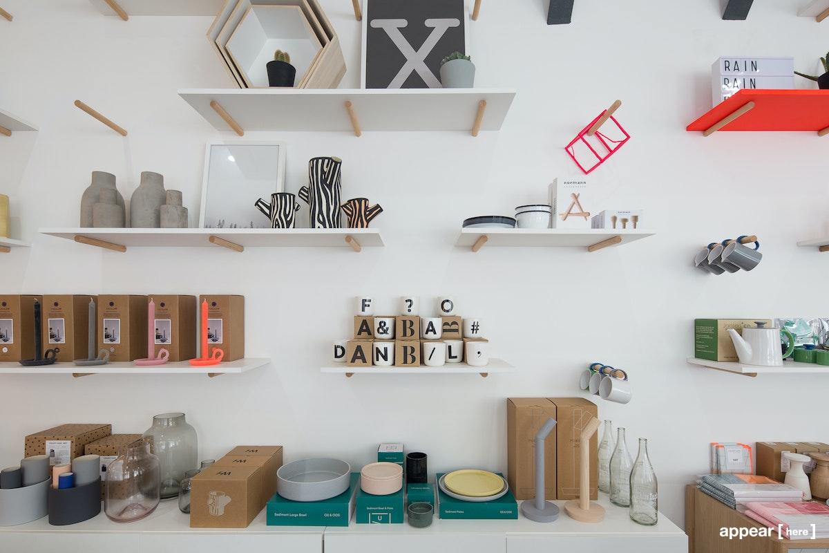 Shelf Space - Future & Found