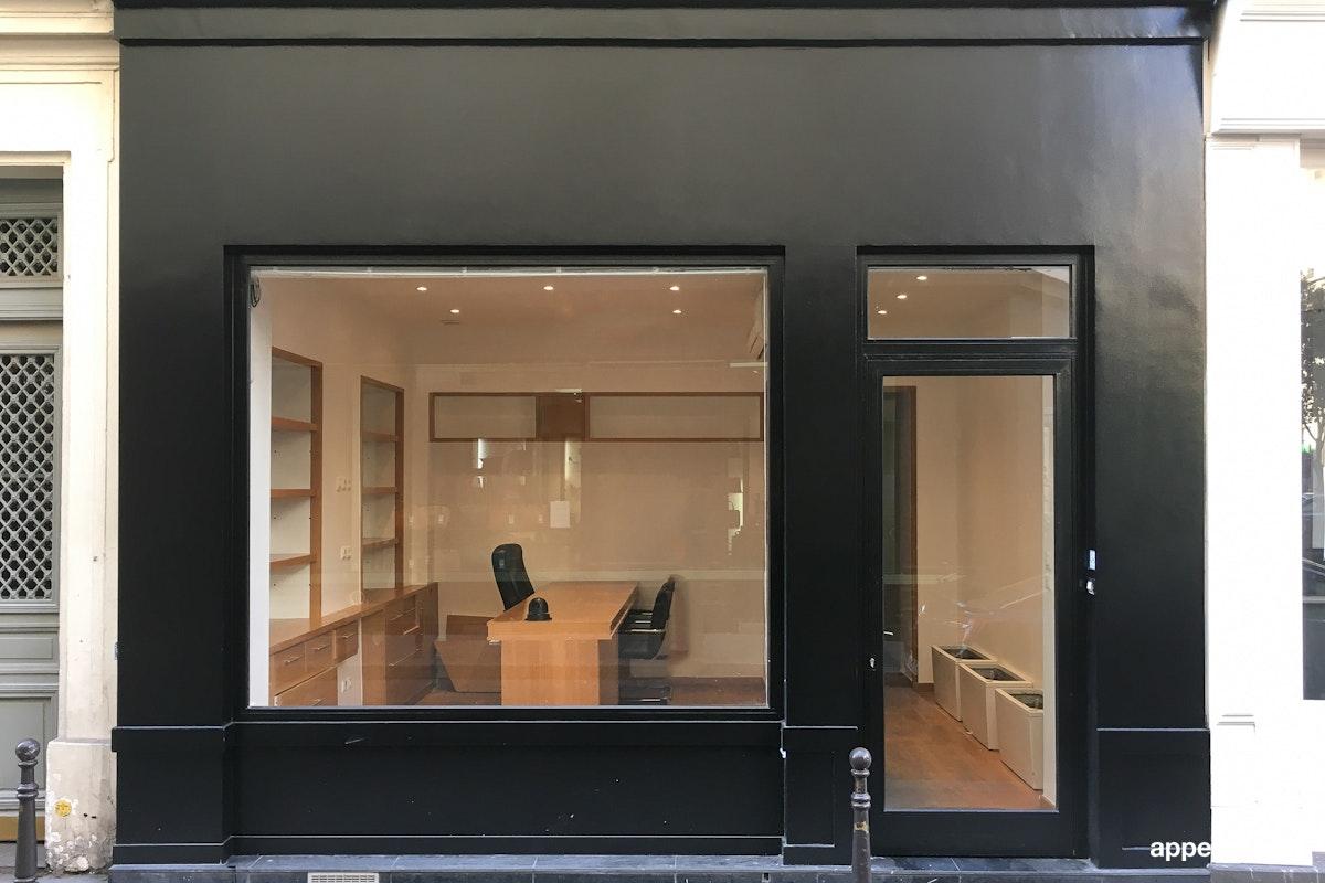 32 Rue Montmorency, interior