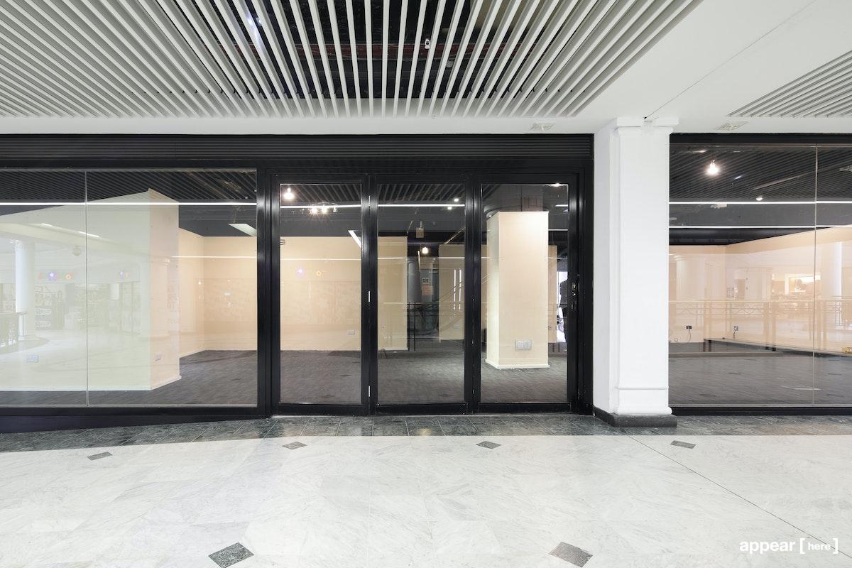 Whiteleys Shopping Centre - Unit 108/109