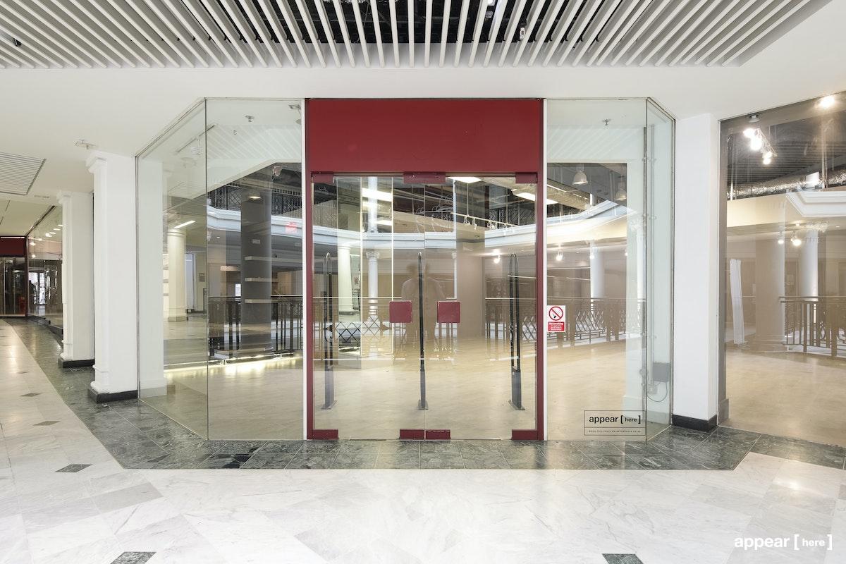 Whiteleys Shopping Centre - Unit 116