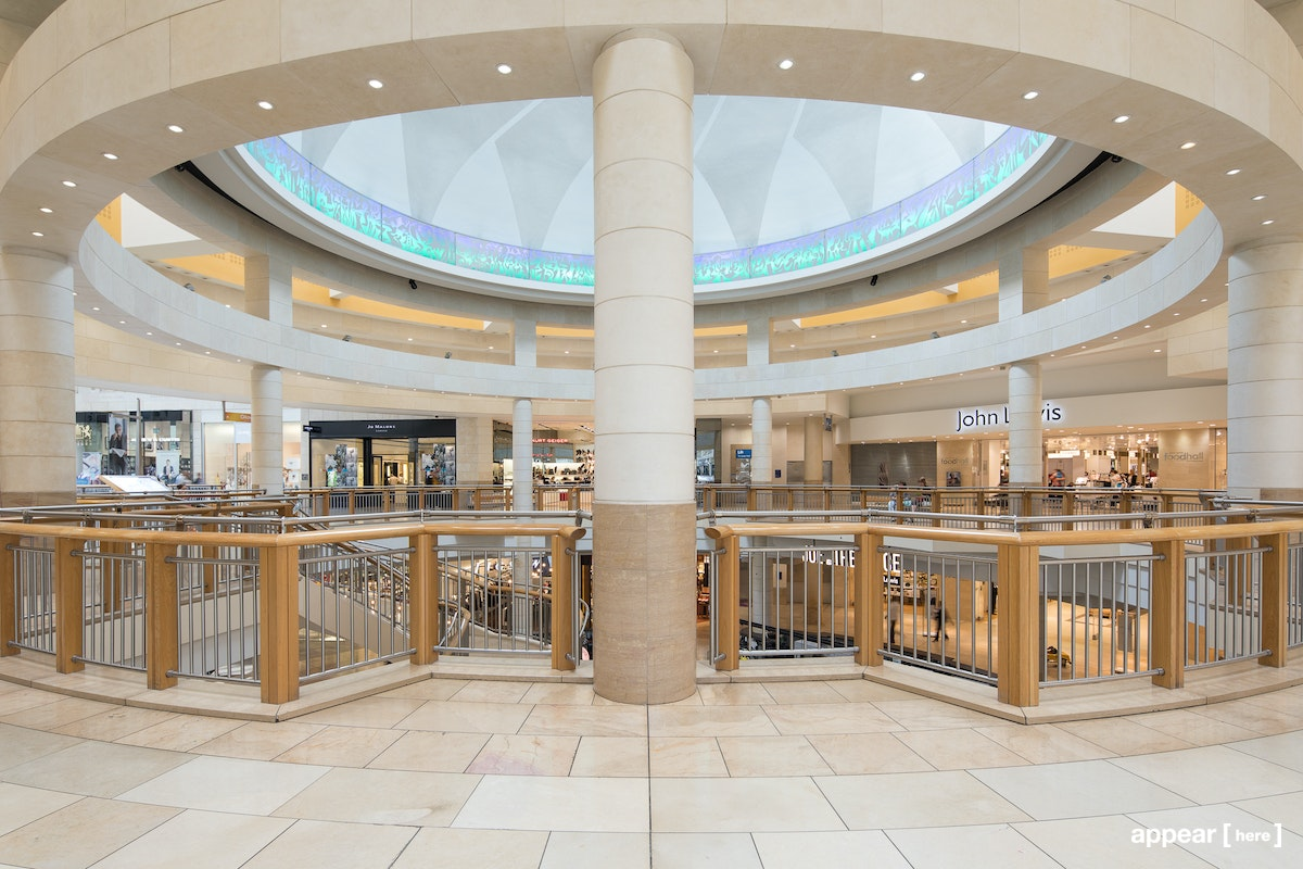 Bluewater - Mall Space - JLP Balcony