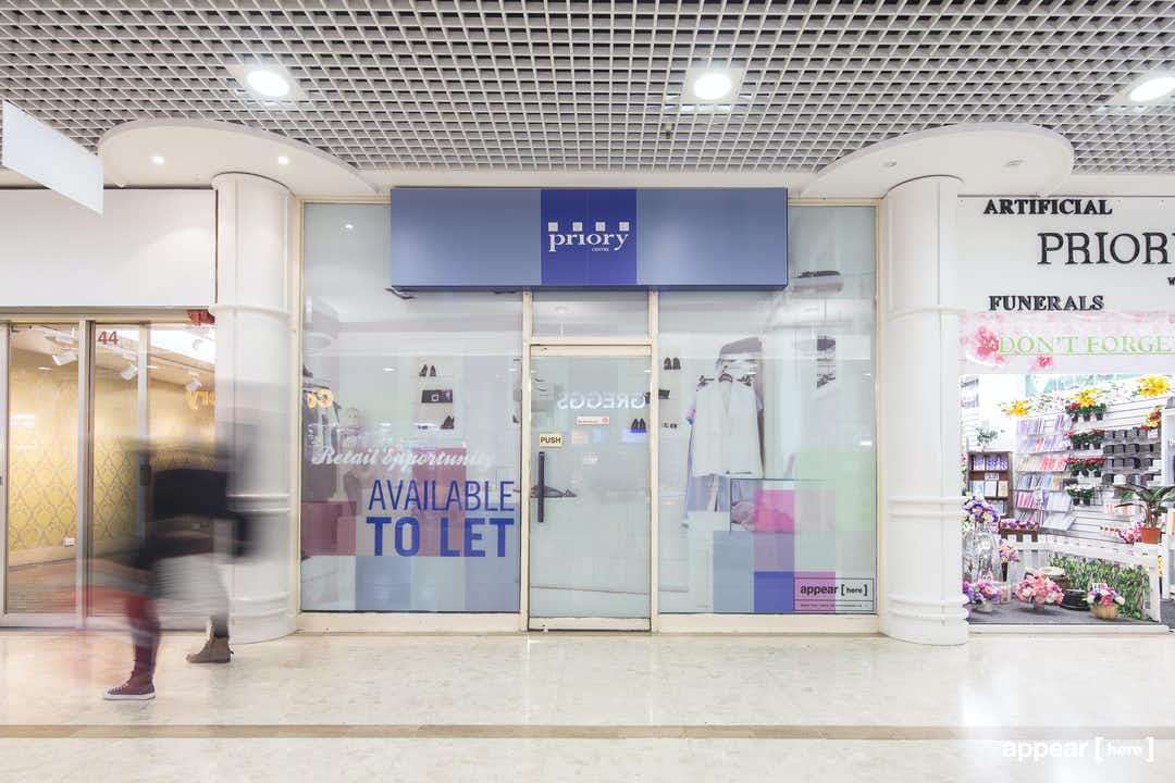 Unit 43 The Priory Shopping Centre, interior