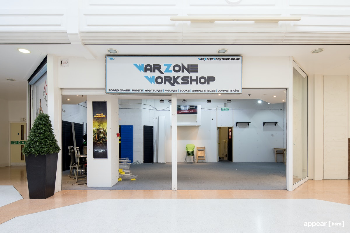 Market Walk Shopping Centre – Unit 23
