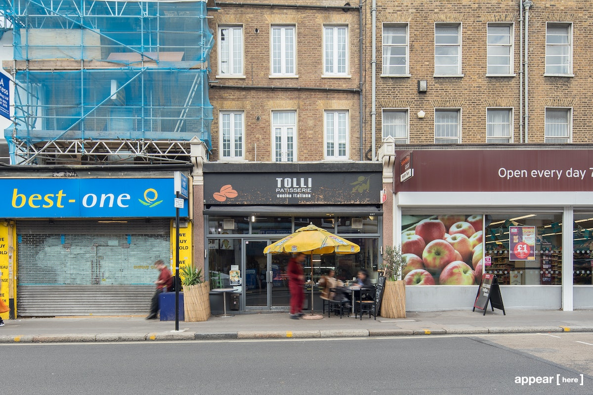 327 Kentish Town Road