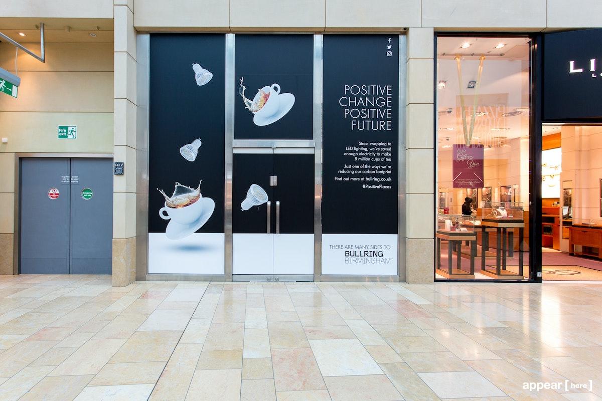 Bullring, Birmingham – Retail Space