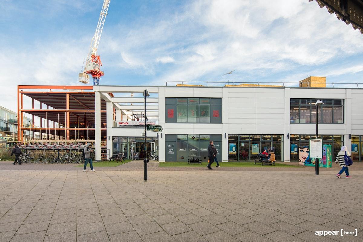 Brighton Station 2